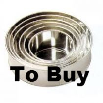 Tins to buy